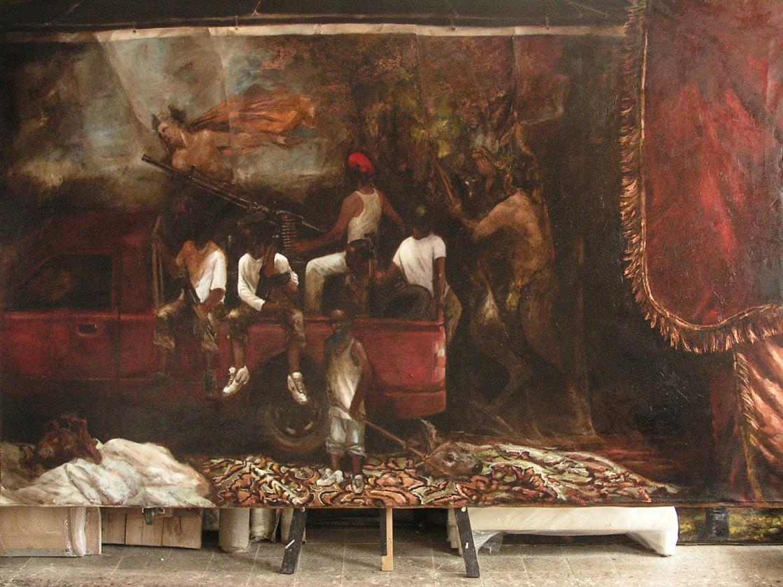 Baroque Guerillas