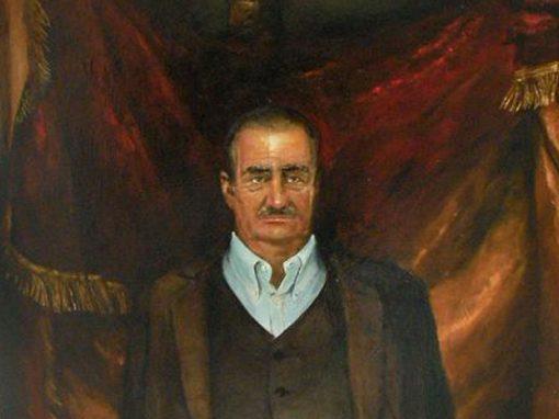 Karel Schwarzenberg portrait
