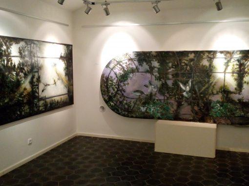 Exhibitions Klasterec nad Ohri, 2017