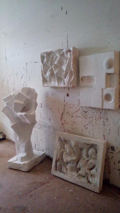 figur Bauhaus artist